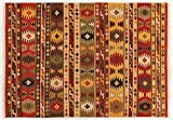 Kilim Carpets by Jalal Tapis Kilim Sivas 3 60 x 90 cm