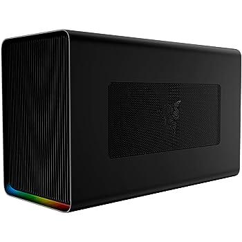 Razer Core X Chroma 外付けGPU(eGPU)BOX ThunderBolt 3 700W Windows Mac 両対応【日本正規代理店保証品】 RC21-01430100-R3J1