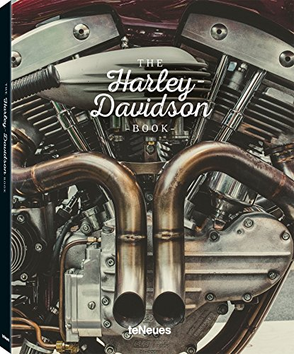 The Harley-Davidson Book [Lingua inglese]