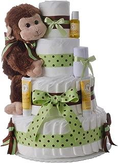 Best monkey diaper cake Reviews