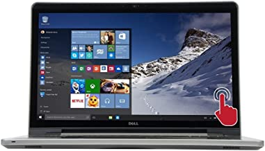 Dell Inspiron 15 i5558-5718SLV Signature Edition 15.6-Inch Laptop (i5-4210U Processor, 8GB RAM, 1TB HDD, Windows 10 Home), Silver Black