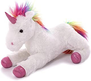Alpha kreed Unicorn Stuffed Animal - Cute Unicorn Gifts Large 14