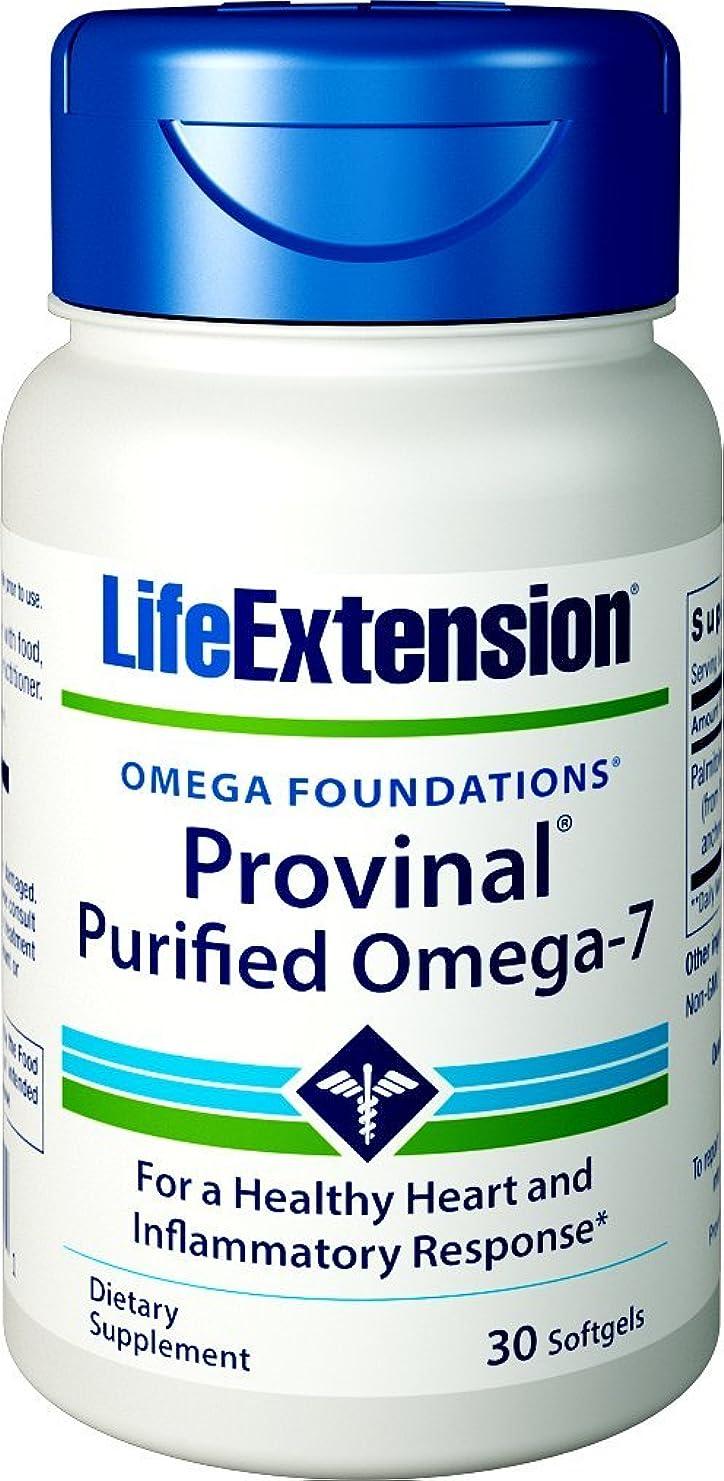 相関する愛情深い一致するLife Extension - PROVINAL? Purified Omega-7 - 30??????? 海外直送品