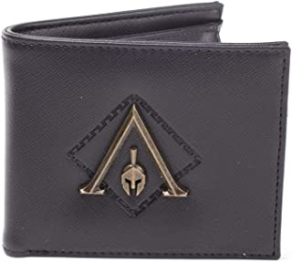 Assassin's Creed Official Odyssey Wallet Metal Logo Badge