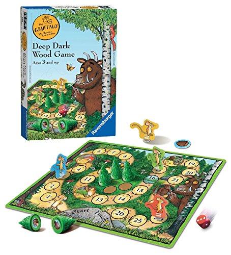 Gruffalo Deep Dark Wood Board Game