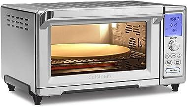 Cuisinart Tob-260N1 Grille-pain à convection en acier inoxydable, 53 cm (L) x 43 cm (l) x 29 cm (H)