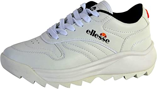 Ellesse Basket Woman Retro - Ref. EL915471-blanc