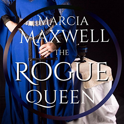 The Rogue Queen audiobook cover art