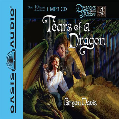 Tears of a Dragon audiobook cover art
