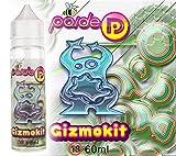 60ML Paide Premium E-Liquid - Sin nicotina - Líquido para cigarrillo electrónico 70VG 30PG...