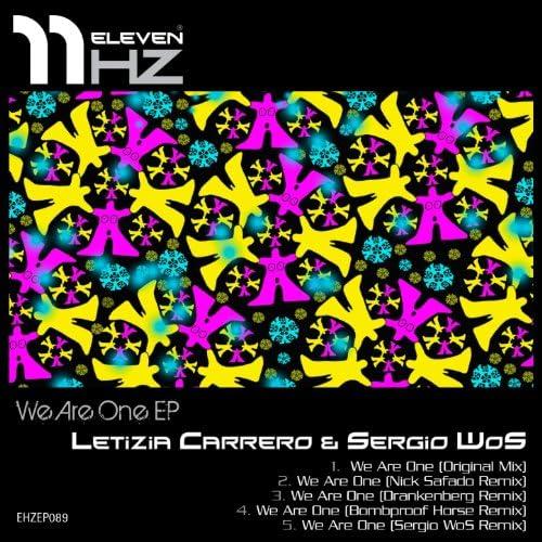 Letizia Carrero, Sergio Wos