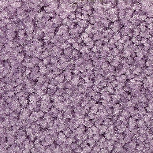 BODENMEISTER BM72182 Teppichboden Auslegware Meterware Hochflor Shaggy Langflor Velour lila rosa 400 cm und 500 cm breit, verschiedene Längen, Variante: 2 x 4 m