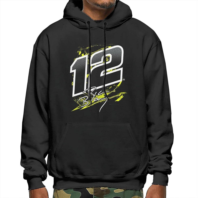 GAiNViEW Ryan Blaney 2021 Men's Pullover Hoodie Sweatshirt Loose Fit Ultra Soft