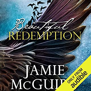 Beautiful Redemption     A Novel              Written by:                                                                                                                                 Jamie McGuire                               Narrated by:                                                                                                                                 Meghan Wolf                      Length: 8 hrs and 28 mins     3 ratings     Overall 4.7
