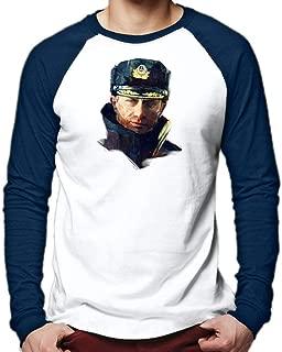 Putin Russian President Crimea Baseball T Shirt Long Sleeve Tee