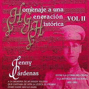Homenaje a una Generación Histórica Vol. 2