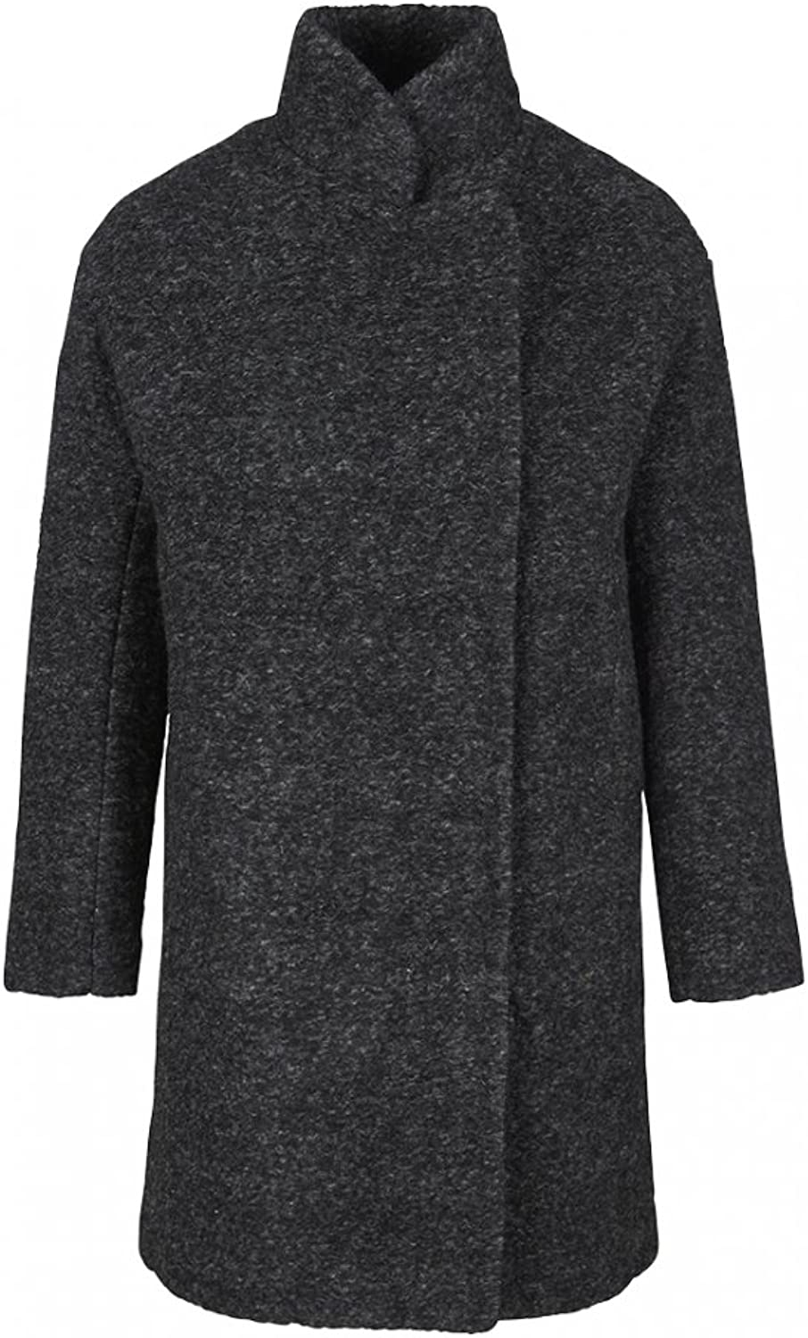 Samsoe & Samsoe Mildred Womens Jacket 7210 M Black Mel