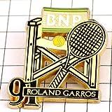 限定 レア ピンバッジ 全仏オープンテニス大会/BNP銀行 ピンズ フランス