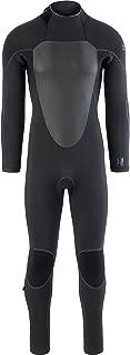 O'Neill Mens Psycho-Freak Zen Zip 4/3 SSW Wetsuits