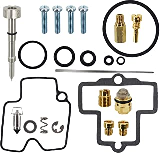 labwork Carburetor Repair Kit Fit for Suzuki DRZ400E DRZ 400E 2000 2001 2002 2003 Carb