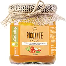 Acasa Piccante Spicy Pizza sauce By little Italy 500 gm