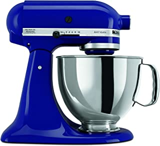 KitchenAid RRK150BU  5 Qt. Artisan Series - Cobalt Blue (Renewed)