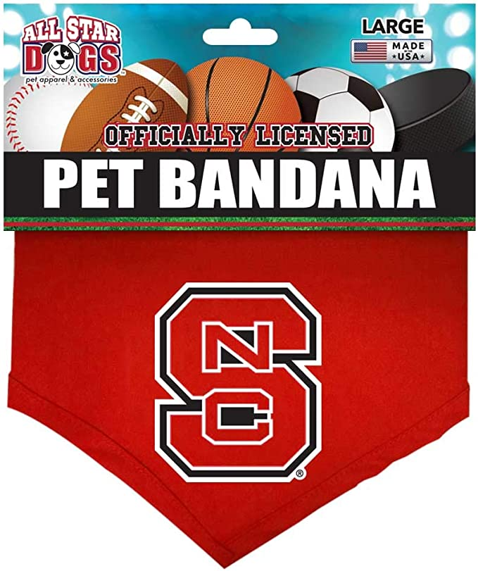 NTTN American Football Team Dog Bandana Washable and Reusable Puppy and Pet Bandanas 11.8 X 27.5 Inch