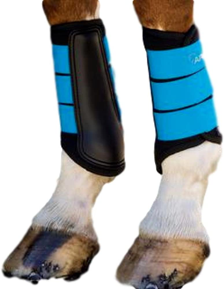 Pony, Plum Shires Air Motion Brushing Boots