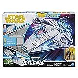 Star Wars Force Link 2.0 Halcón Milenario Han Solo (Kessel)