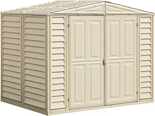 Duramax 00184 Dura Mate Shed with Foundation, 8 by 5.5-Inch