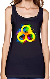 Bonnaroo BonnaGroove Fashion Womens Tank Top Shirt