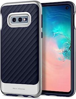 Spigen Neo Hybrid Designed for Galaxy S10e Case Cover (2019) - Arctic Silver