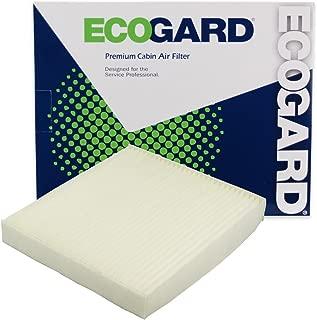 ECOGARD XC25851 Premium Cabin Air Filter Fits Toyota Camry, Corolla, RAV4, Highlander, Tundra / Subaru Outback / Toyota Prius, Sienna, Avalon / Lexus ES350, RX350 / Toyota 4Runner, Yaris