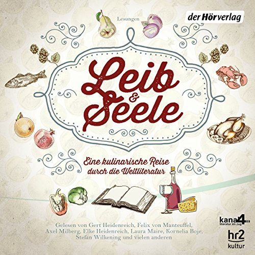 Leib & Seele audiobook cover art