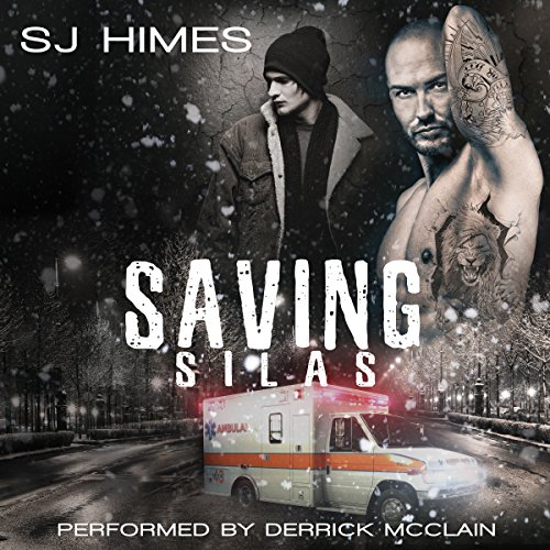 Saving Silas audiobook cover art