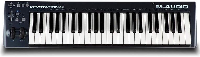 Teclado Controlador M-Audio Keystation 49 II USB 49 Teclas