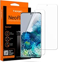 SPIGEN Neo Flex HD Screen Protector Designed for Samsung Galaxy S20 Plus (2020) Clear Film [2-Pack] - Clear