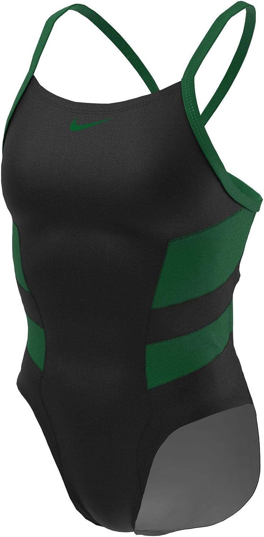Nike Swim Women's SALE Hydrastrong Vex One Colorblock Racerback Piece WEB限定