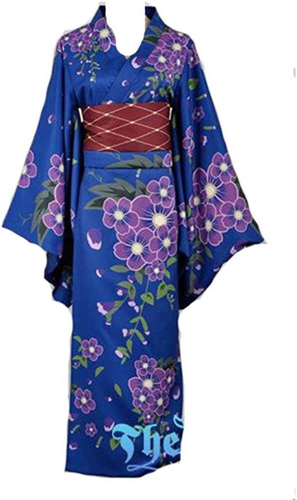 discount Love Live Aqours Matsuura Kanan SEAL limited product Cosplay Kimono Costume OP