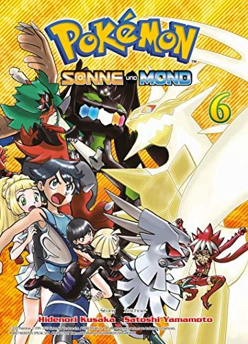 Pokémon - Sonne und Mond: Bd. 6