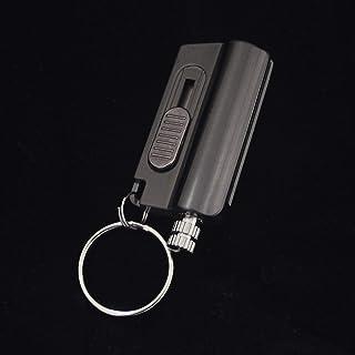 Laicengo Permanent Metal Match Lighter Forever Keychain Lighter Waterproof Match EDC Emergency Matchstick Survival Flint F...