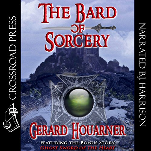 The Bard of Sorcery audiobook cover art