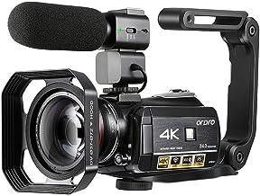 Mejor Videocamara Vision Nocturna de 2021 - Mejor valorados y revisados