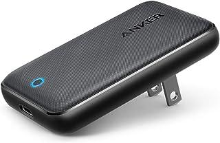 Anker PowerPort Atom III Slim (PD対応 30W USB-C 急速充電器)【世界最薄デザイン/PSE認証済/PowerIQ 3.0搭載 / Power Delivery 対応/折りたたみ式プラグ】 iPhone 1...