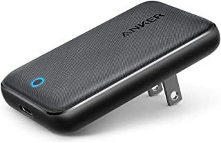Anker PowerPort Atom III Slim (PD対応 30W USB-C 急速充電器)【世界最薄デザイン / PSE認証済 / PowerIQ 3.0搭載 / Power Delivery 対応/折りたたみ式プラグ】 iPhone 11 / 11 Pro / 11 Pro Max / XR、MacBook Air、その他USB-C機器対応