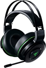 Razer Thresher For Xbox One: Windows Sonic Surround – Lag-Free Wireless Connection..