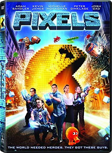 Pixels [FR Import]