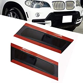 2011-2013 Bmw X5 Bumper Cover Reflector; Includes Driver And Passenger Side Reflectors Without Side View Camera; Made Of Abs Partslink BM1084103C