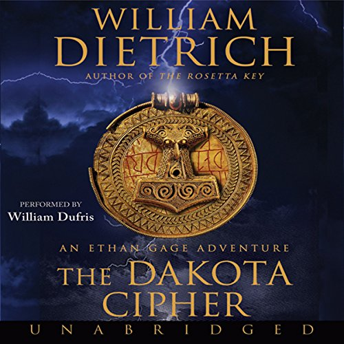 The Dakota Cipher cover art