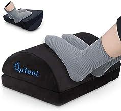 Adjustable Foot Rest for Under Desk at Work for Added Height|Large Ergonomic Under Desk Footrest Cushion for Back Leg Knee...